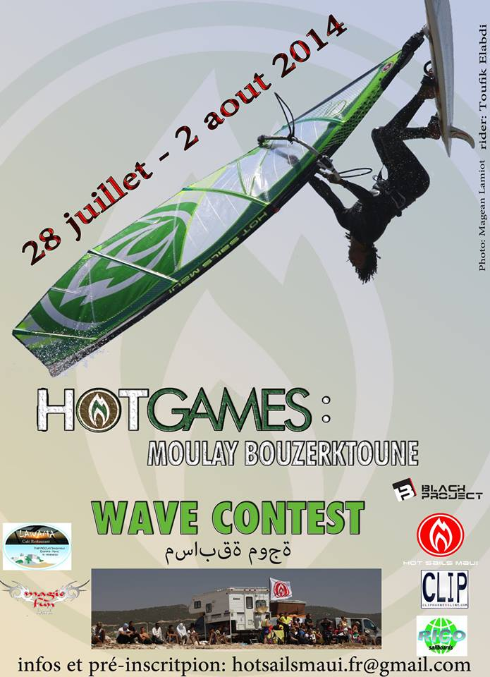 Hot Games 2014 Moulay